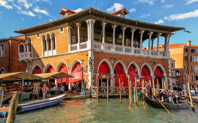 Венецианский рынок