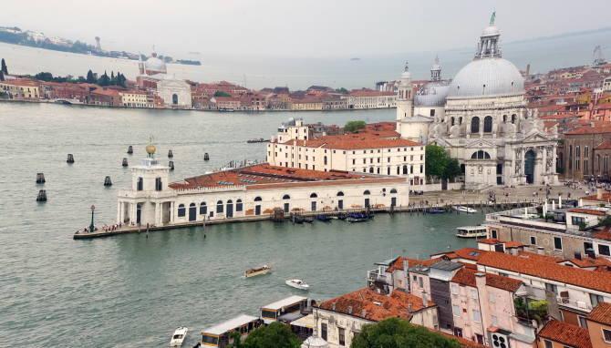Венеция. Вид со смотровой площадки