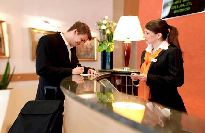 бронирование отеля