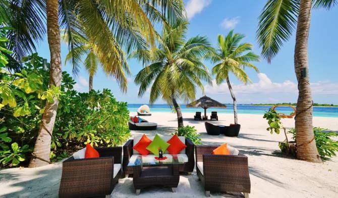 отдых на Мальдивах - райское наслаждение