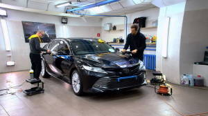 Специалисты автостудии «Egoist» предлагают услуги по умеренной цене